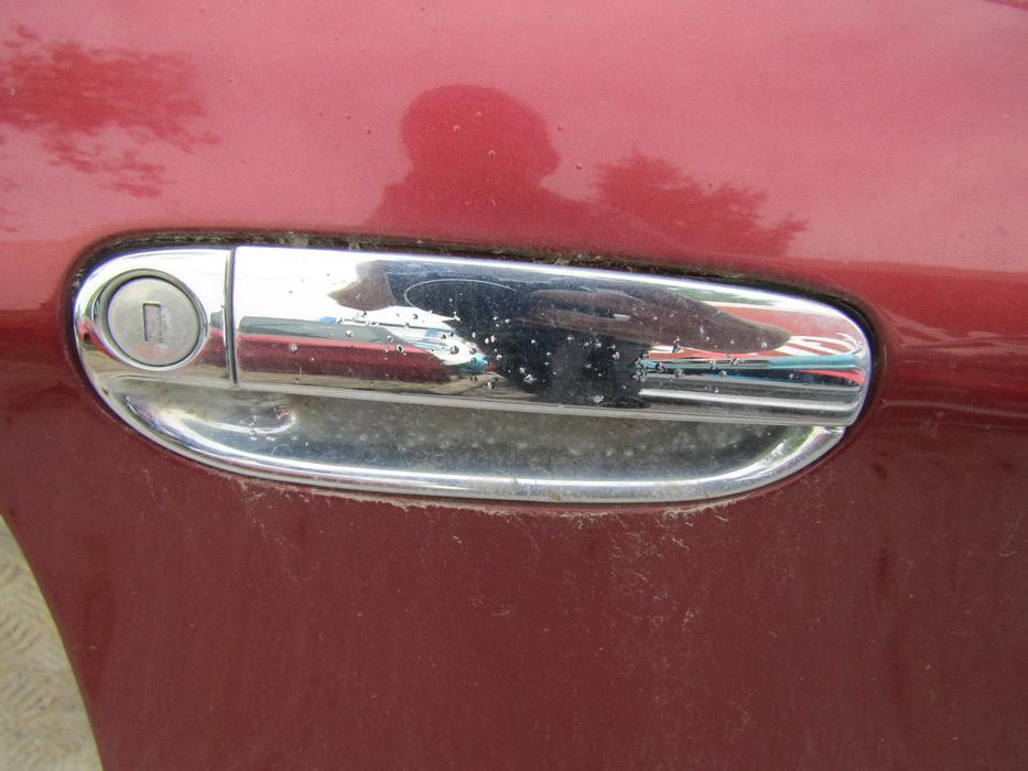 Duru isorine rankenele P.D. NENUSTATYTA NENUSTATYTA Alfa-Romeo 166 2002 2.4