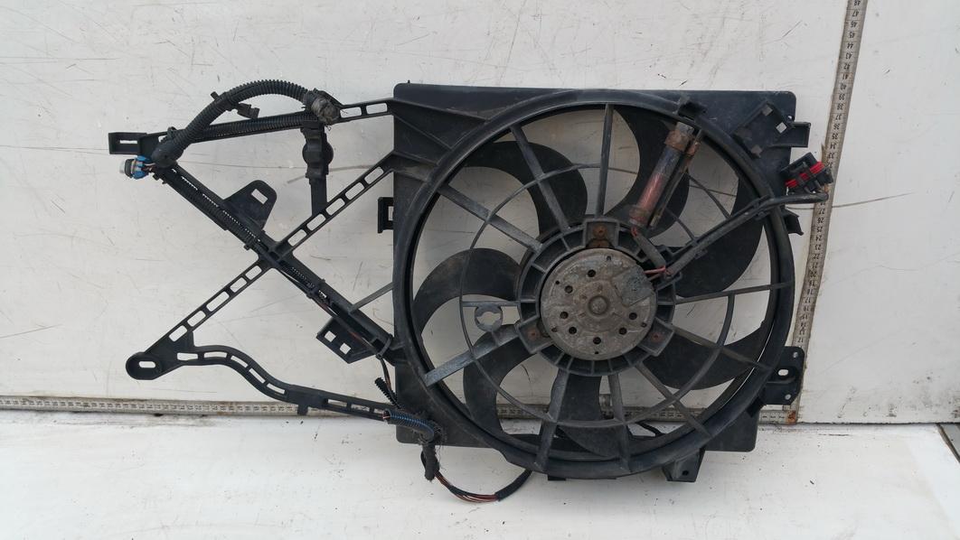 Difuzorius (radiatoriaus ventiliatoriaus) 52464741 n/a Opel VECTRA 2003 1.8