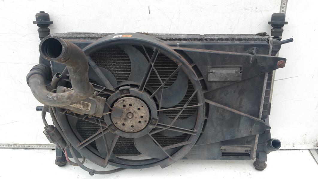 Difuzorius (radiatoriaus ventiliatorius) 2s718c607bd 2s71-8c607-bd Ford MONDEO 2009 1.8
