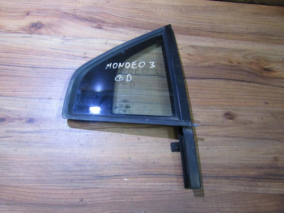 Поворотное стекло - задний правый nenustatytas nenustatytas Ford MONDEO 2001 2.0