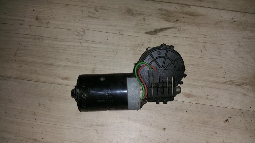 Priekinis langų valytuvų varikliukas 0390241362cep xs41-17508-ba Ford FOCUS 2004 1.8