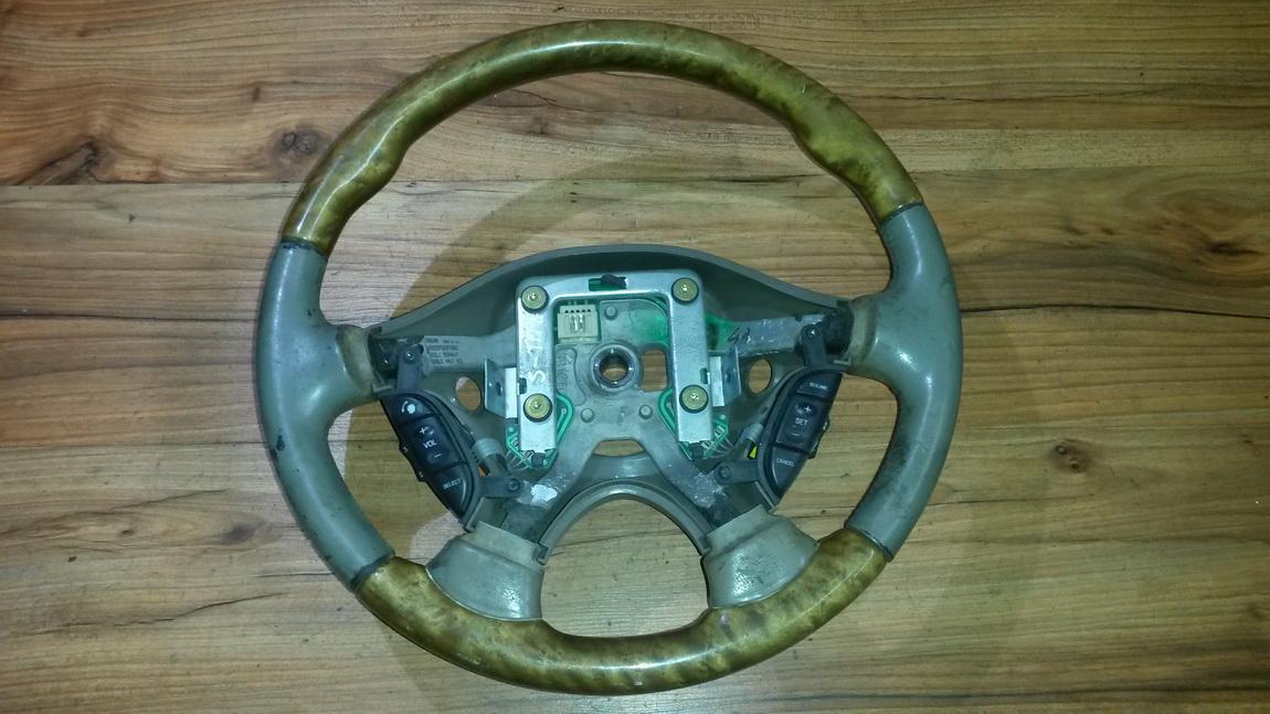 Radio (multimedijos) rankenele (mygtukai) xr833f563fcaek 92696/7 Jaguar S-TYPE 2007 2.7