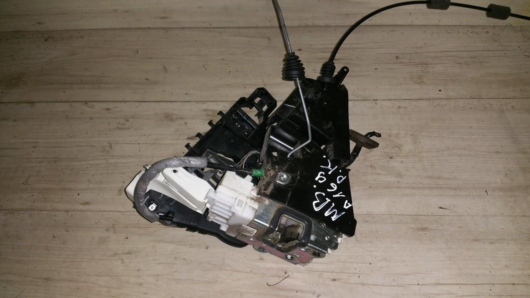 Duru spyna P.K. 169720253504 n/a Mercedes-Benz A-CLASS 1998 1.7
