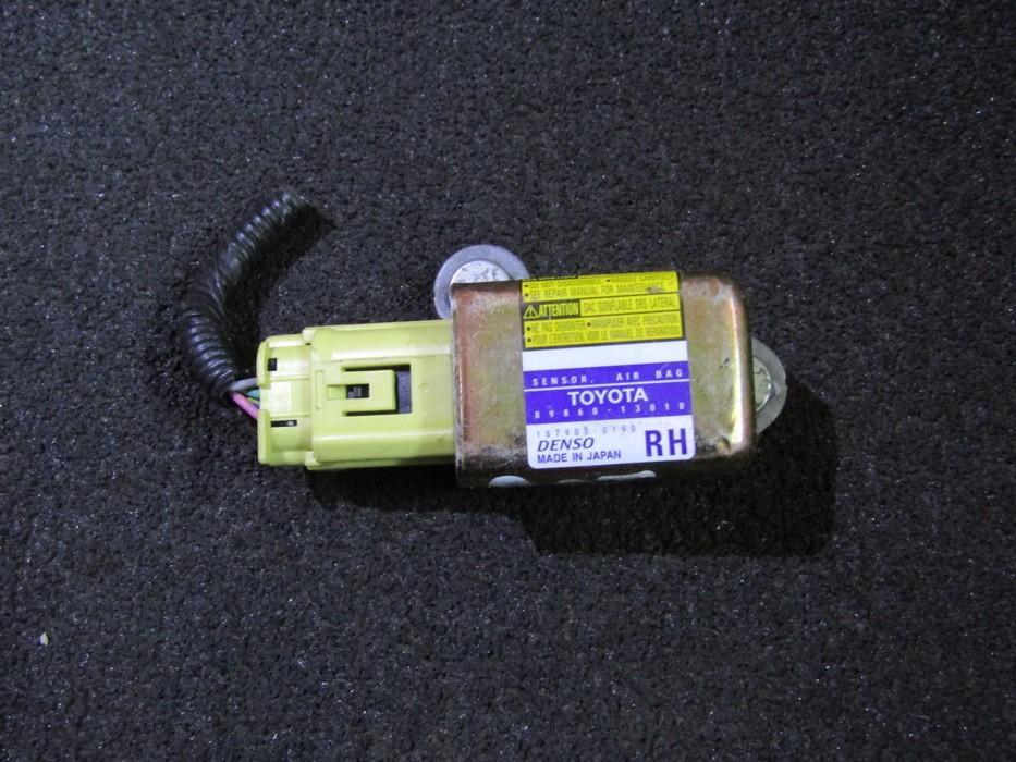 Srs Airbag daviklis 8983013010 1879000190 Toyota COROLLA VERSO 2002 2.0