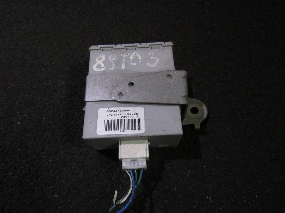 Door control relay Toyota Corolla 2002    2.0 8974102050