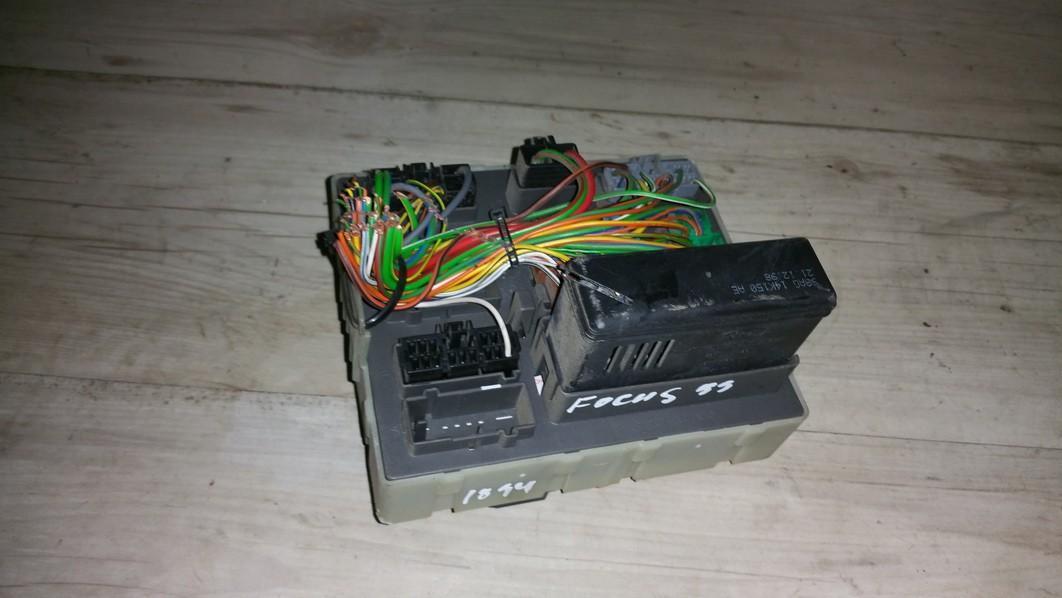 Saugikliu deze 98ag14a073ag 518234802 Ford FOCUS 2004 1.8