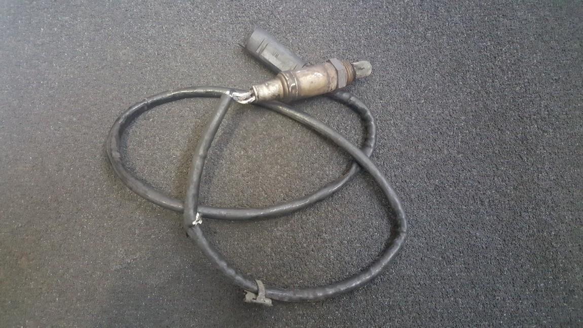 Lambda sensor 4 wires, WHITE WHITE BLACK GREY 0258005109 1178 1 433 940-04 BMW 3-SERIES 2002 1.8