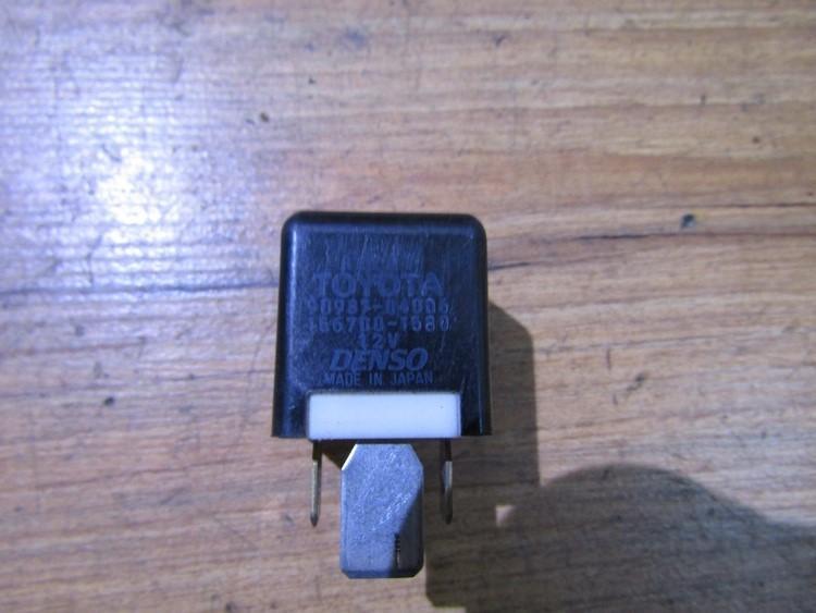 Rele 9098704006 90987-04006 Toyota RAV-4 2006 2.2