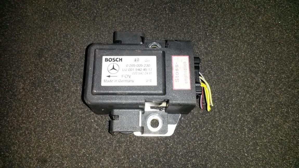 ESP greitejimo sensorius 0265005230 lu0015404517 Mercedes-Benz E-CLASS 1996 2.9