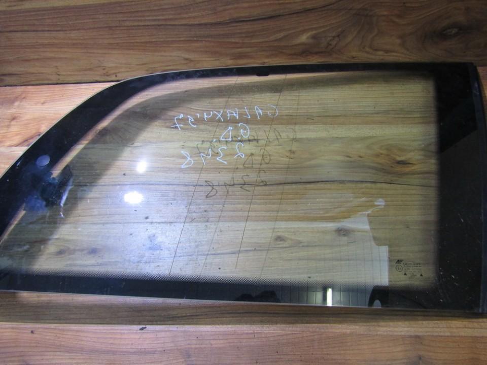 Стекло неподвижное задней правый nenustatytas nenustatytas Ford GALAXY 1996 2.0