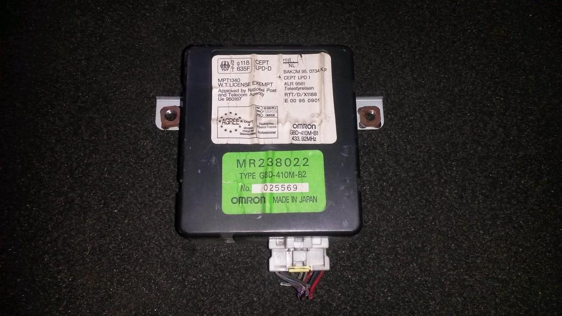 Kiti kompiuteriai mr238022 g8d-410m-b2 Mitsubishi GALANT 1998 2.5