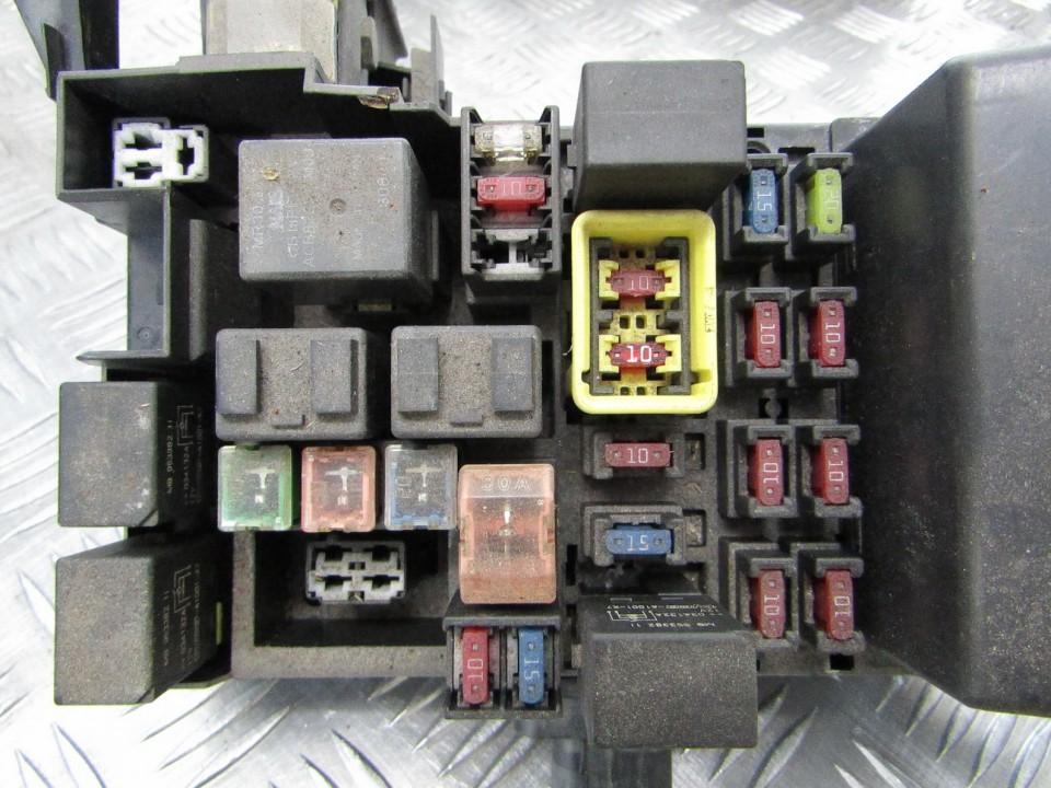s s fuse box mitsubishi pajero pinin 2004 1.8l 23eur eis00121635   used  auto parts shop  euro impex shop - euro impex utena