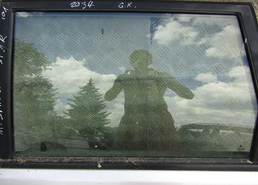 Duru stiklas G.K. NENUSTATYTA NENUSTATYTA Mitsubishi SPACE STAR 2001 1.9