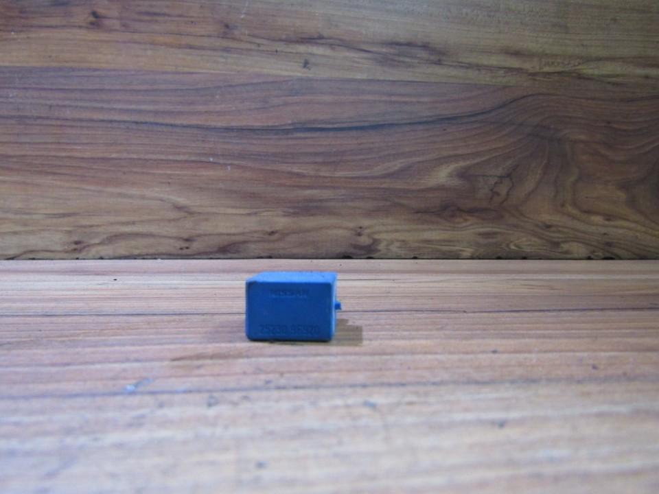 Relay module 252309f920 4ra007813-03 Nissan ALMERA 2002 2.2