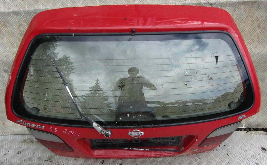 задней двери NENUSTATYTA NENUSTATYTA Nissan ALMERA 2000 2.0