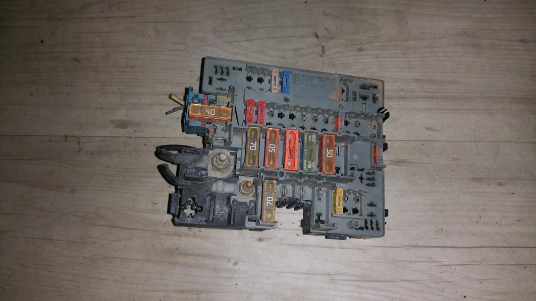 Saugikliu deze 9628024480 n/a Peugeot 206 1998 1.4