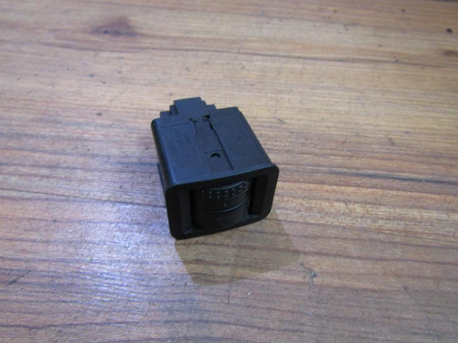 Zibintu aukscio reguliatoriaus mygtukas 1U0941333E ABS Skoda OCTAVIA 2002 1.9