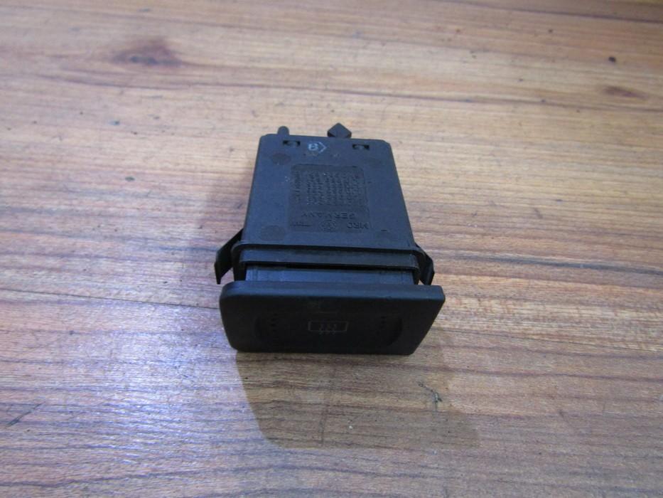 Heated screen switch (Window Heater Switch) 1J0953235J 1J0953235H, 1J0953235D Volkswagen GOLF 2004 1.6