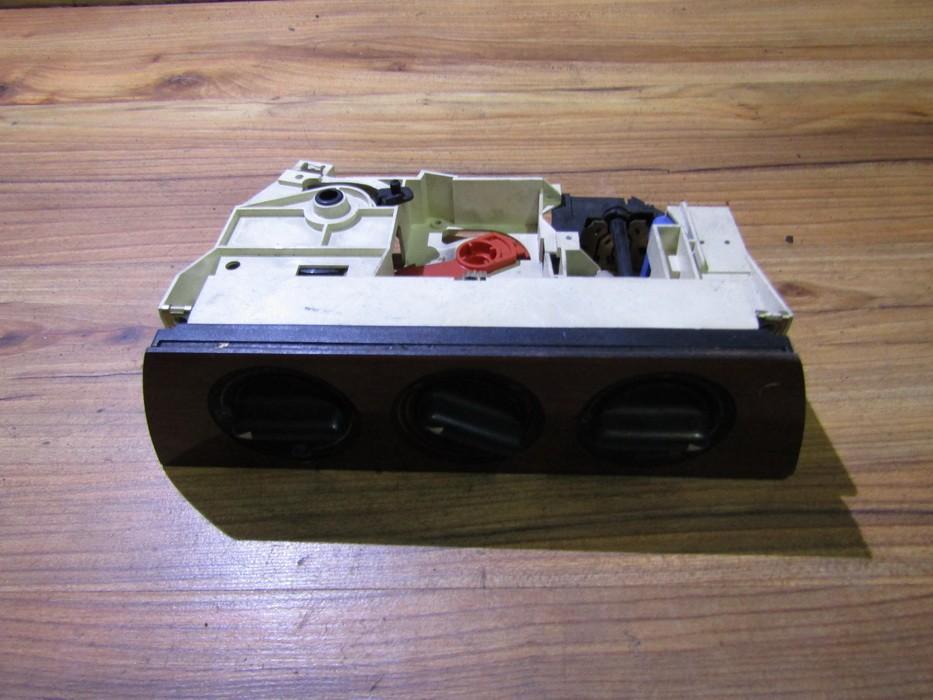 Блок управления климатической установкой NENUSTATYTA N/A Audi 100 1985 2.0