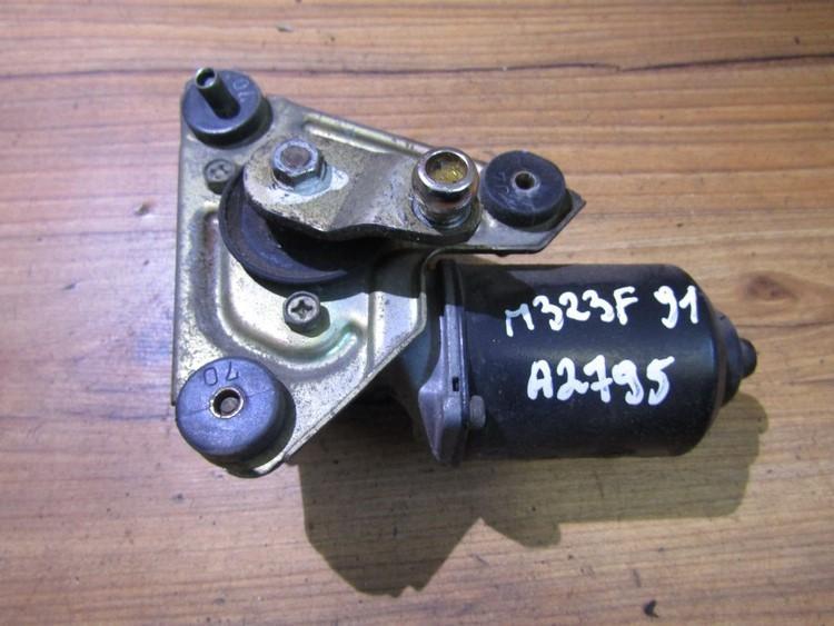 Priekinis langu valytuvu varikliukas nenustatytas nenustatytas Mazda 323F 1999 2.0