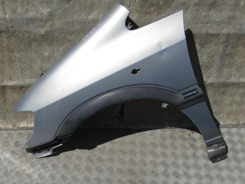Front Fender (Arch) Left NENUSTATYTA NENUSTATYTA Opel ZAFIRA 2007 1.6