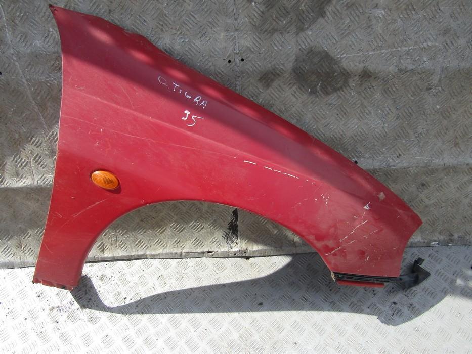 Sparnas P.D. NENUSTATYTA NENUSTATYTA Opel TIGRA 1995 1.6