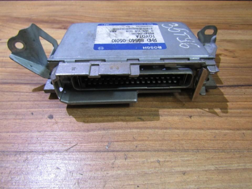 ABS Computer rhd8954005010 0265108008 Toyota CARINA 1994 1.6