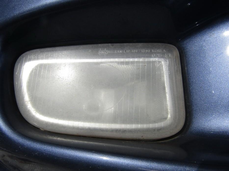 Ruko zibintas P.D. NENUSTATYTA NENUSTATYTA Hyundai TRAJET 2003 2.7