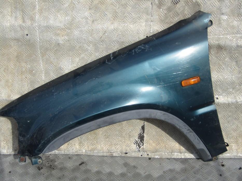 Front Fender (Arch) Left NENUSTATYTA NENUSTATYTA Honda CR-V 2003 2.0
