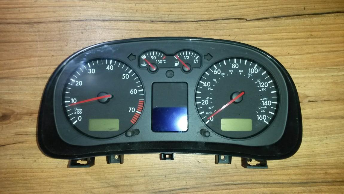 Spidometras - prietaisu skydelis 1035100002 0263628071 Volkswagen GOLF 2006 1.6