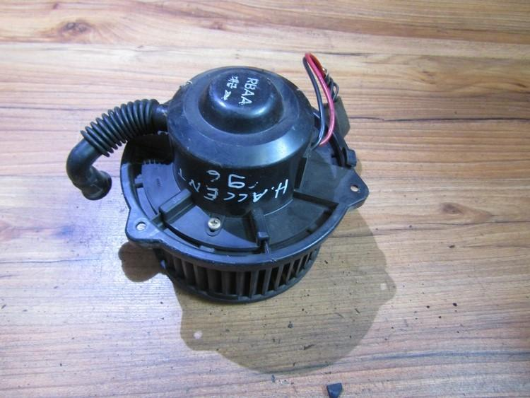 Hyundai  Accent Salono ventiliatorius