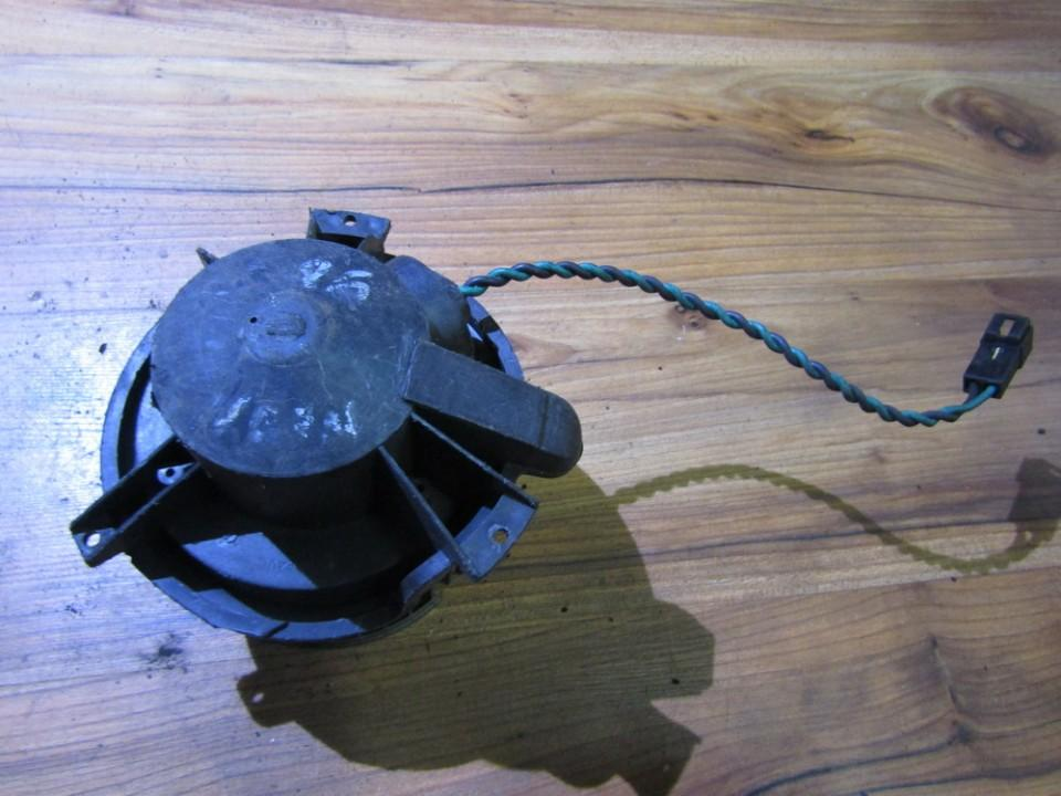 Heater blower assy a601184v nenustatytas Chrysler PT CRUISER 2005 1.6