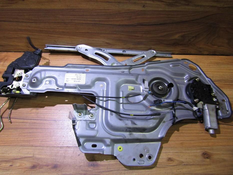 Duru lango pakelejas G.D. 824803a000 nenustatyta Hyundai TRAJET 2003 2.7