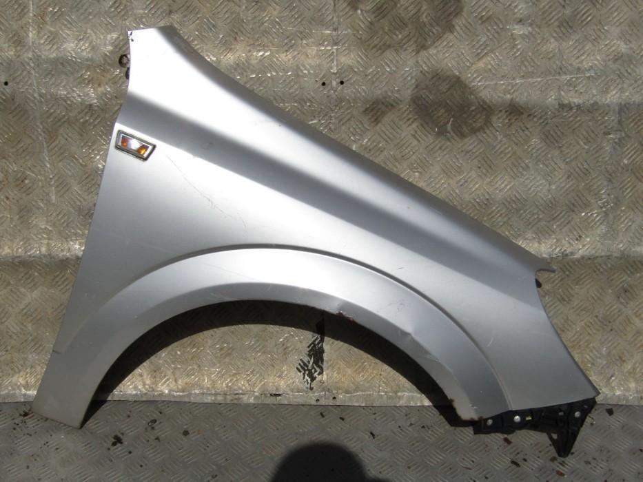 Передние Крыло правый NENUSTATYTA NENUSTATYTA Opel ASTRA 1998 2.0