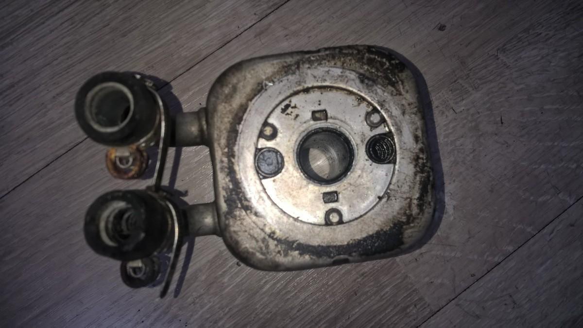 Радиатор масляный NENUSTATYTA NENUSTATYTA Fiat MAREA 1996 1.6