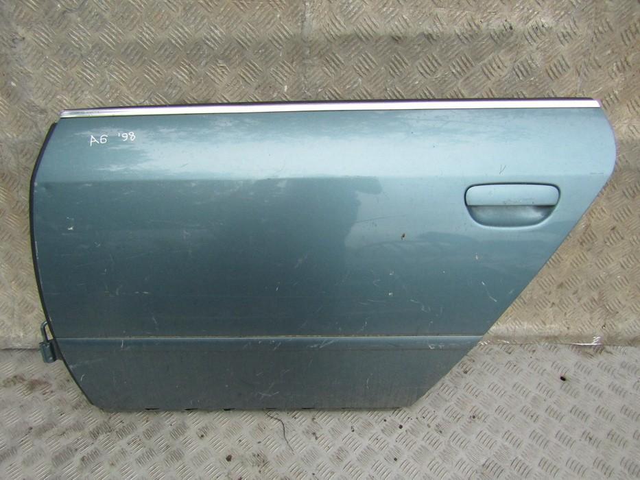 Durys G.K. NENUSTATYTA NENUSTATYTA Audi A6 2007 2.0