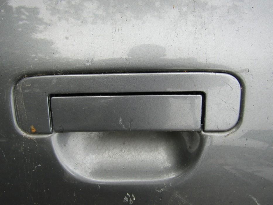 Duru isorine rankenele G.K. NENUSTATYTA NENUSTATYTA Audi 100 1985 2.0