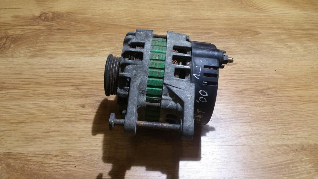 Generatorius 3730022600 37300-22600, ab180128 Hyundai ACCENT 1997 1.5