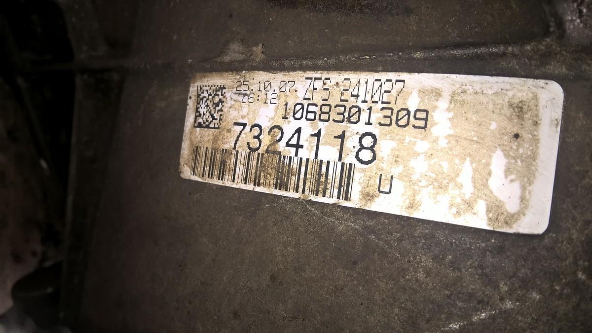 zfs241027 1068301309, 7324118, 1068401308, 0602509 Gearbox Land Rover Range  Rover Sport 2007 2.7 ...