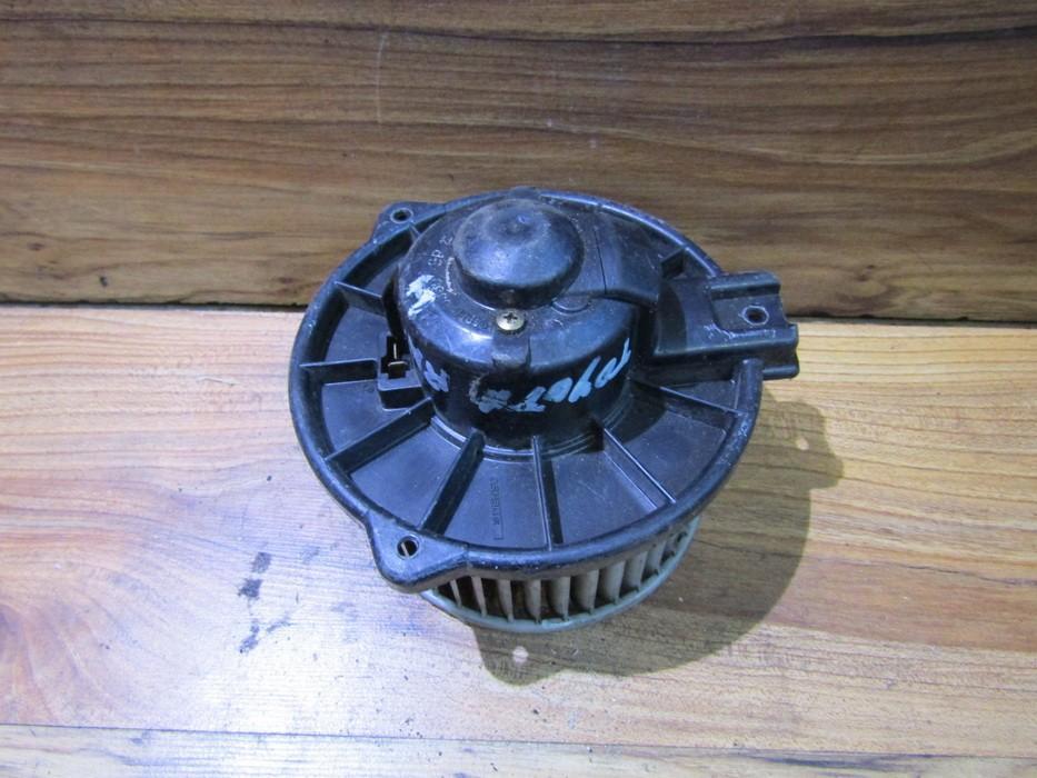 Salono ventiliatorius 1940000330 nenustatyta Mitsubishi GALANT 1998 2.0