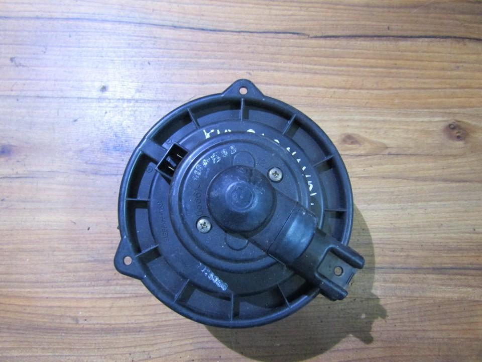 Salono ventiliatorius nenustatytas nenustatytas Kia CARNIVAL 2003 2.9