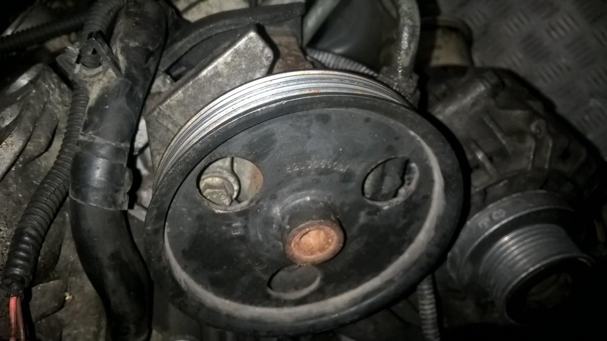 Vairo stiprintuvo siurblys 8200113599 8200112299,26090956 Renault MEGANE SCENIC 1997 1.6