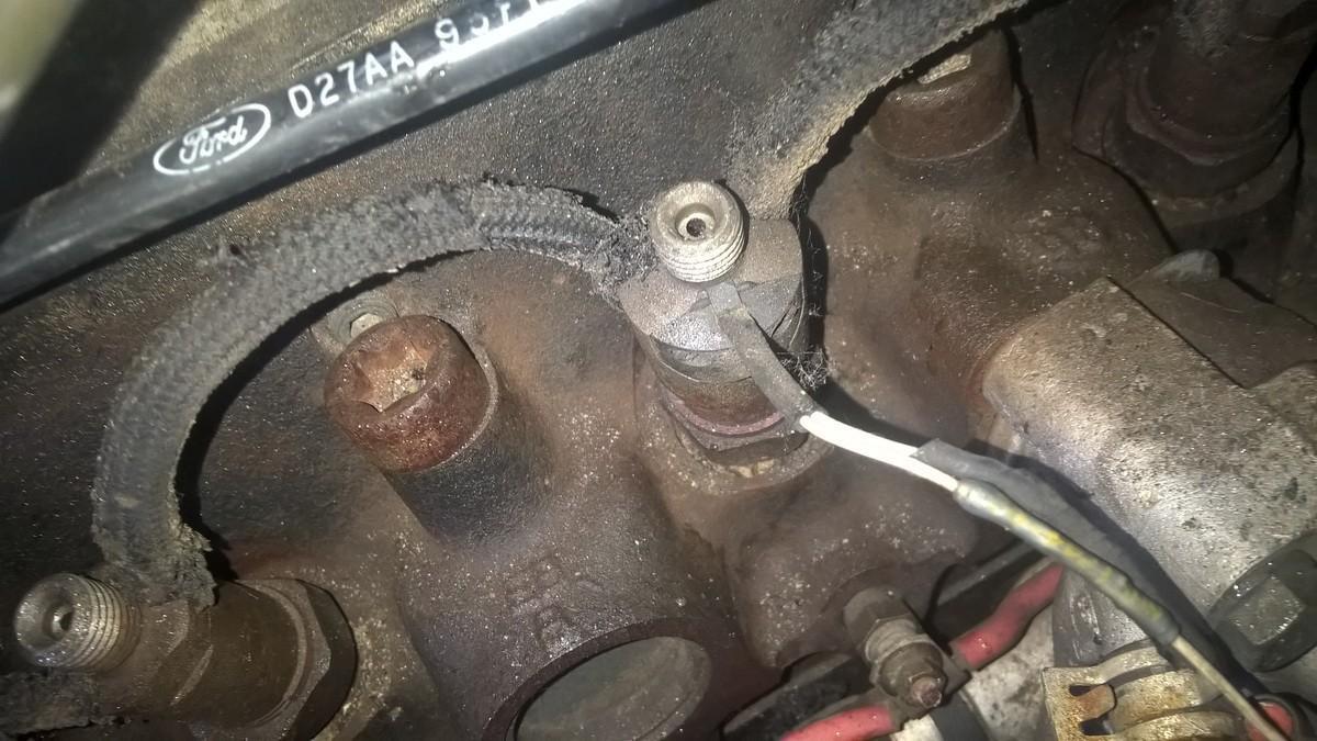 Kuro purkstukas (forsunke) NENUSTATYTA NENUSTATYTA Ford MONDEO 1997 1.8