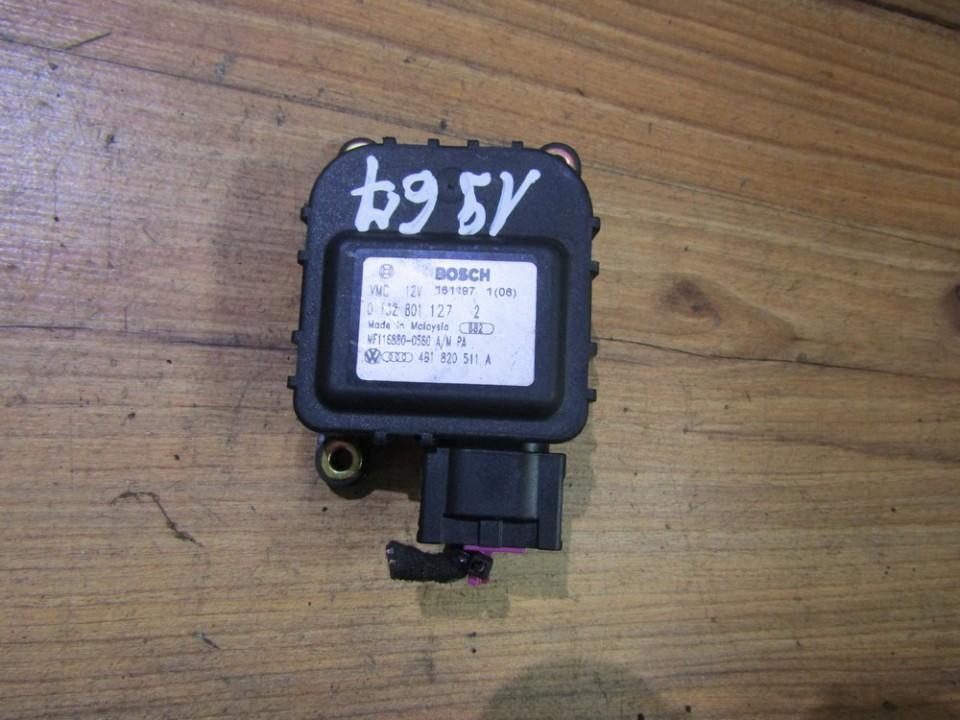 кронштейн моторчика заслонки отопителя 01328011272 4b1820511a Audi A6 1998 2.5