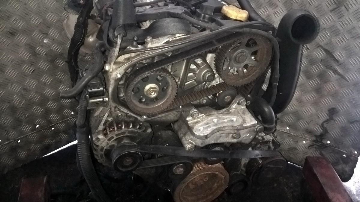 Variklis z19dt nenustatyta Opel VECTRA 1997 1.6
