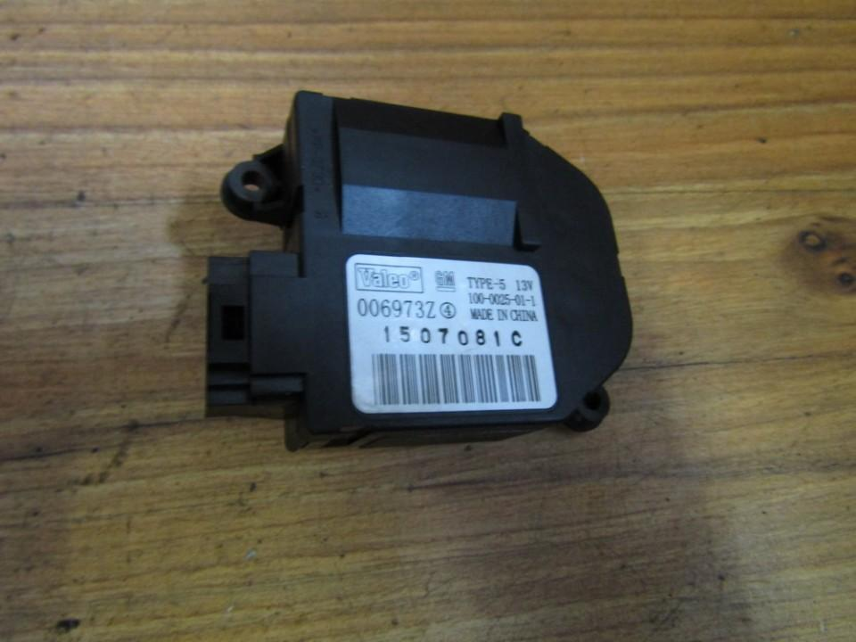 Peciuko sklendes varikliukas 2704081c 006973z Opel VECTRA 2004 1.9