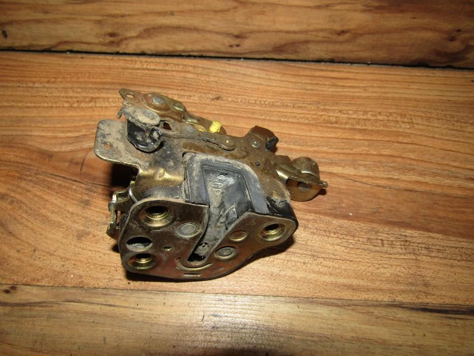 Duru spyna G.K. NENUSTATYTA nenustatyta Opel ASTRA 2002 1.6
