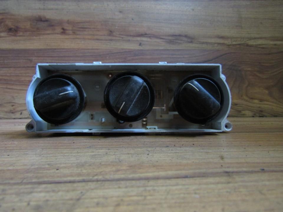 Блок управления климатической установкой 90586319 36936a Opel VECTRA 1997 2.0