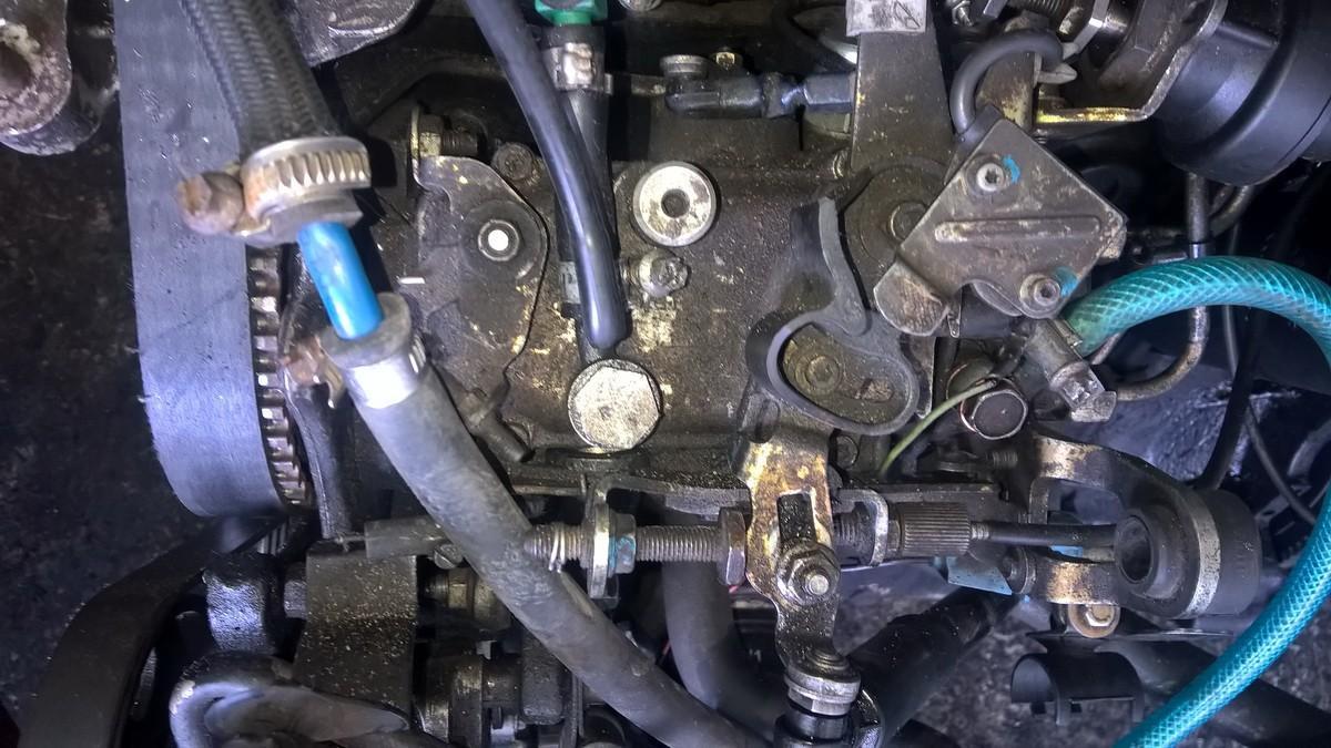 Kuro siurblys R8445B240A NENUSTATYTA Peugeot 406 1996 1.9
