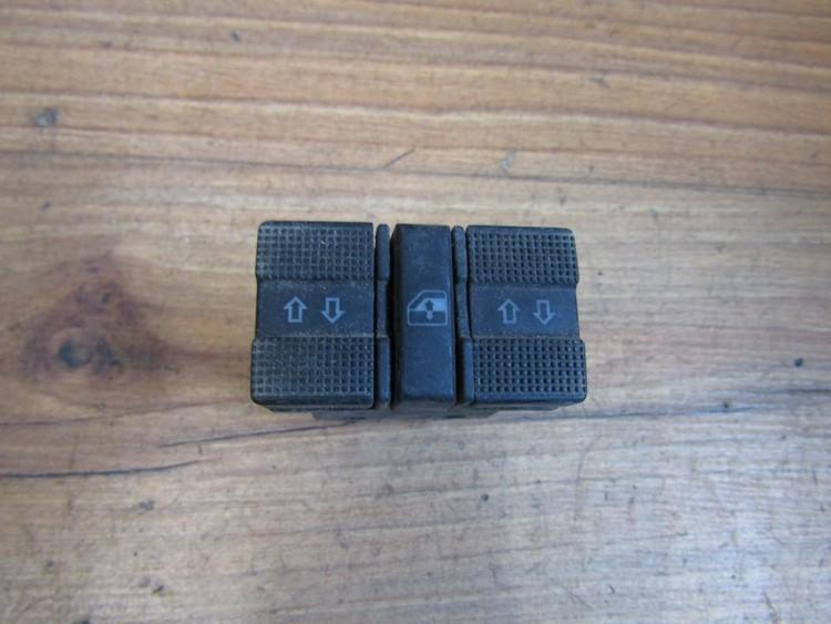 1h0959855a s Stiklo valdymo mygtukas (lango pakeliko mygtukai) Volkswagen Golf 1997 1.9L 12EUR EIS00128749